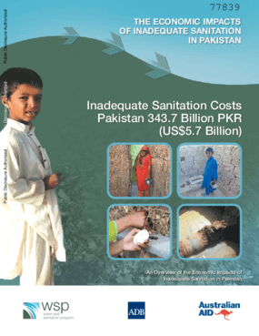 The Economic Impacts of Inadequate Sanitation in Pakistan