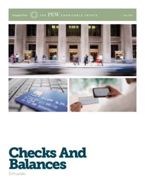 Checks And Balances: 2015 Update