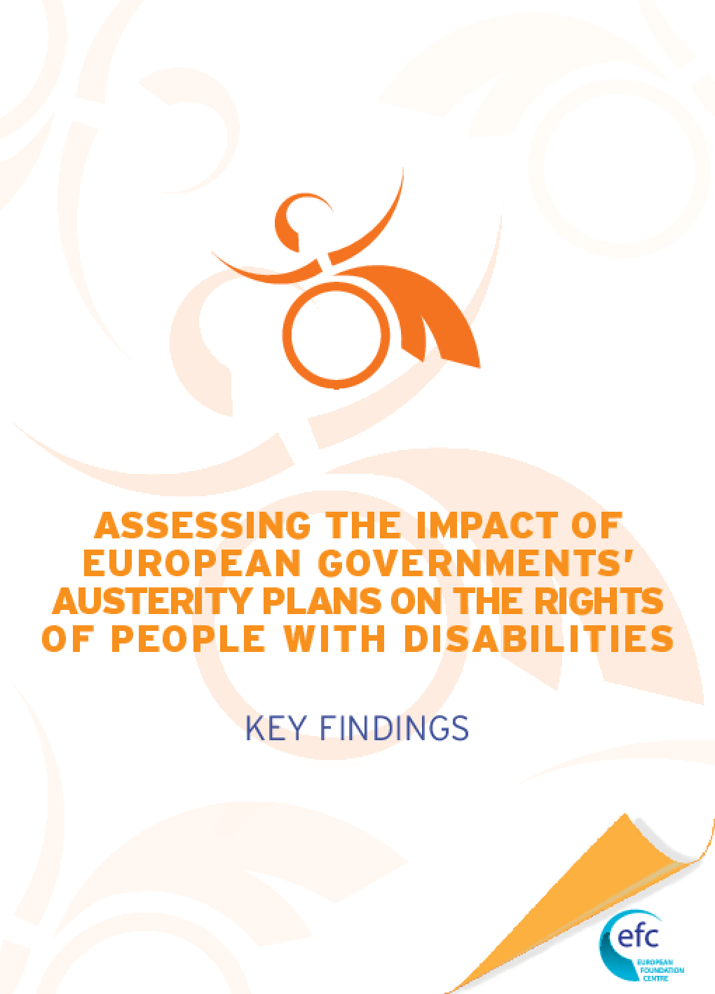 Assessing the Impact of European Governments' Austerity Plans on the Rights of People with Disabilities: Key Findings