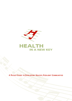 Health in a New Key Pocket Guide