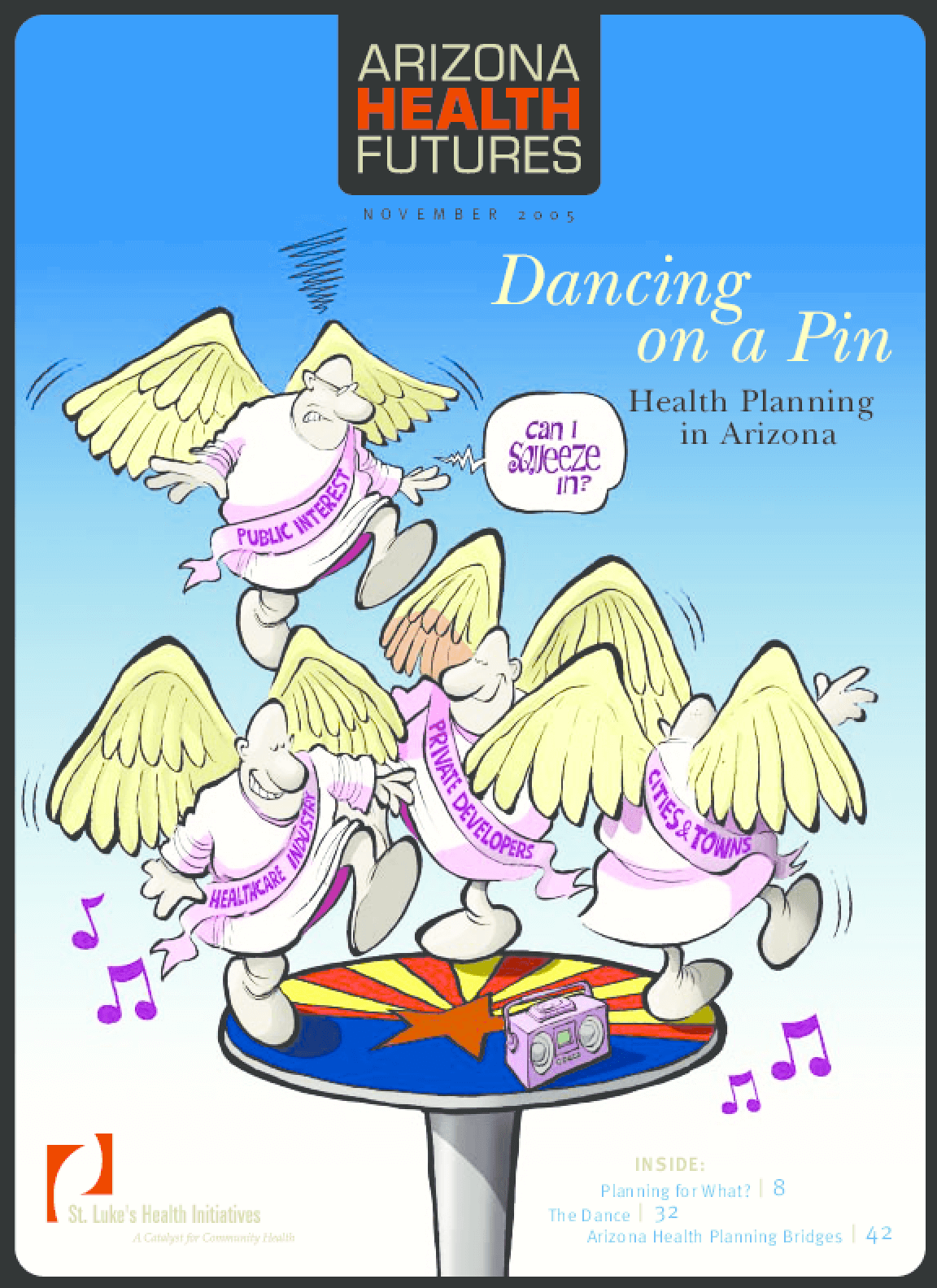 Dancing on a Pin: Health Planning in Arizona