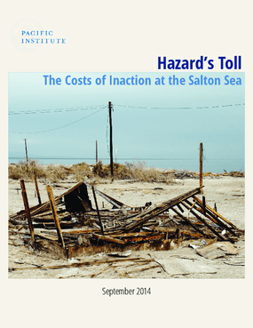 Hazard's Toll: The Costs of Inaction at the Salton Sea