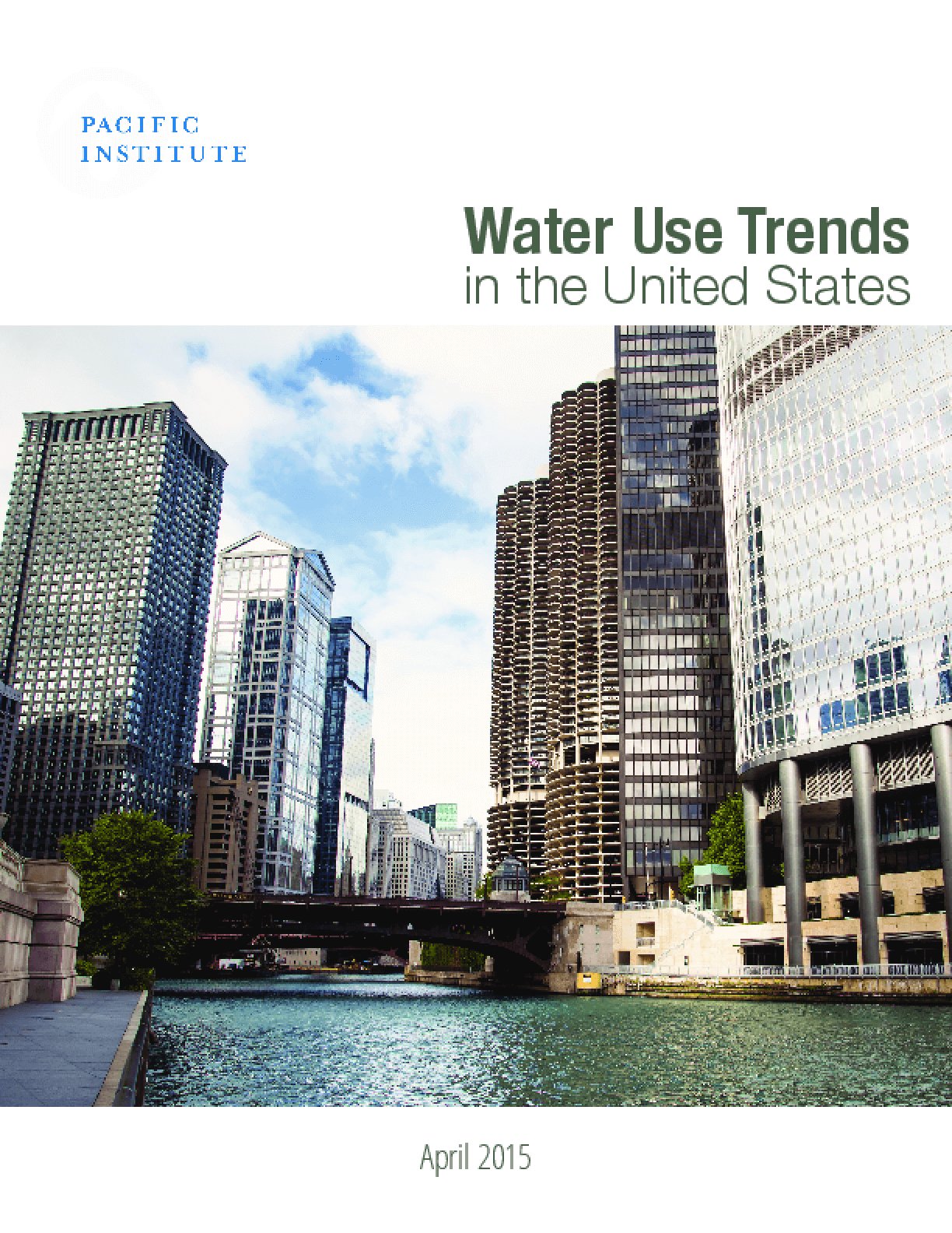 Water Use Trends in the United States