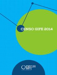 Censo GIFE 2014