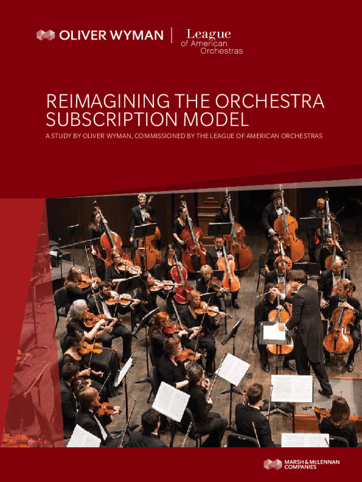 Reimagining The Orchestra Subscription Model