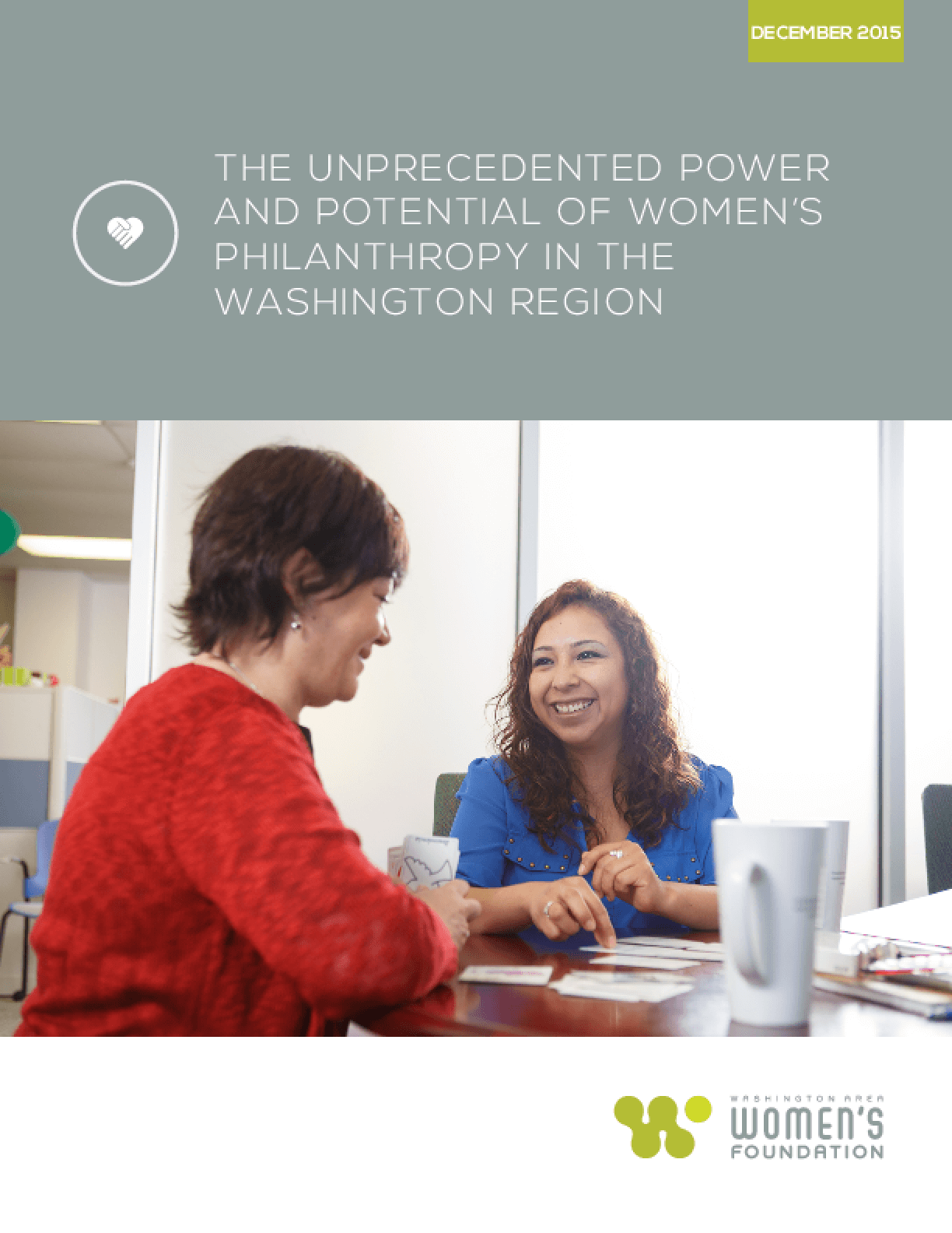The Unprecedented Power and Potential of Women's Philanthropy in the Washington Region