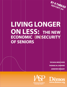 Living Longer on Less