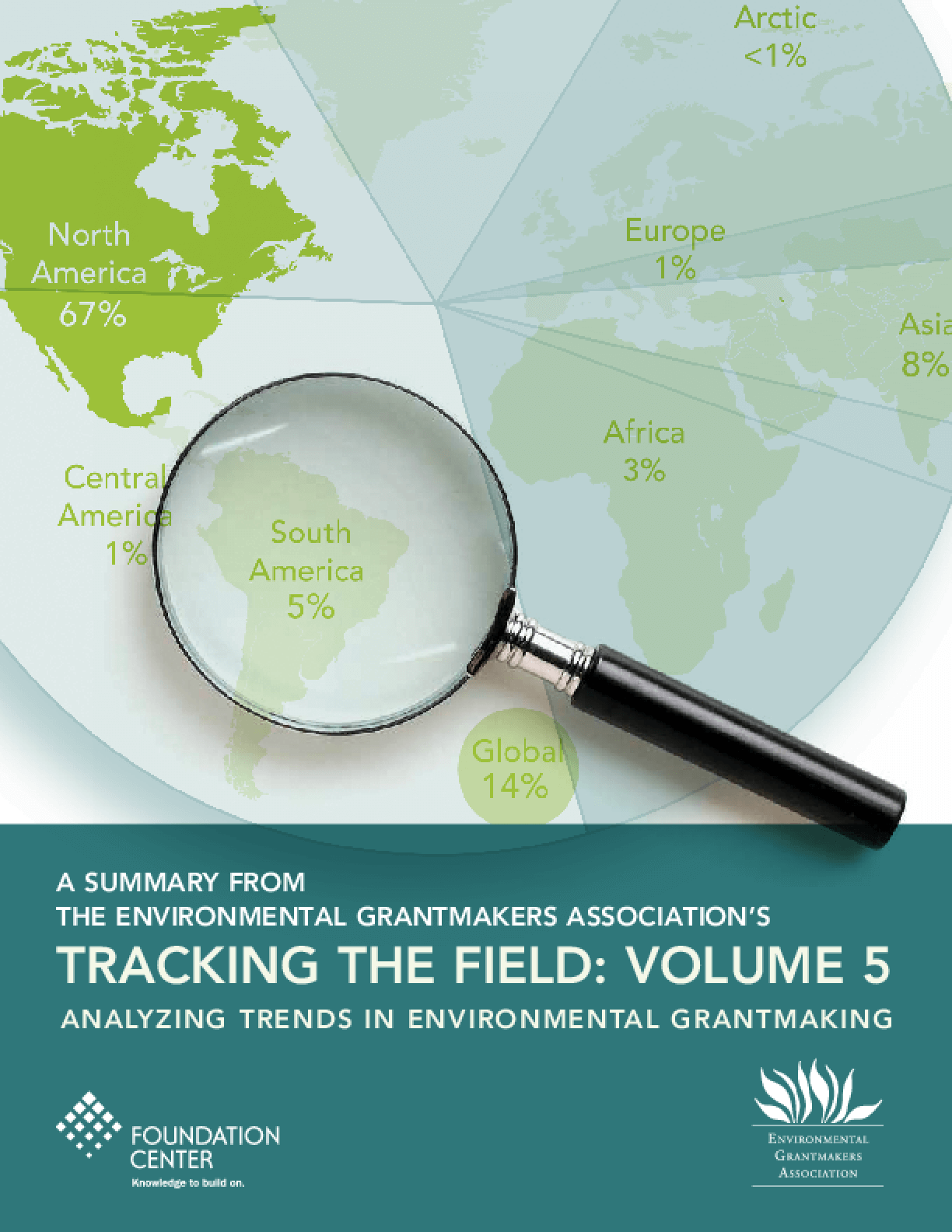 Tracking The Field: Volume 5 - Analyzing Trends In Environmental Grantmaking