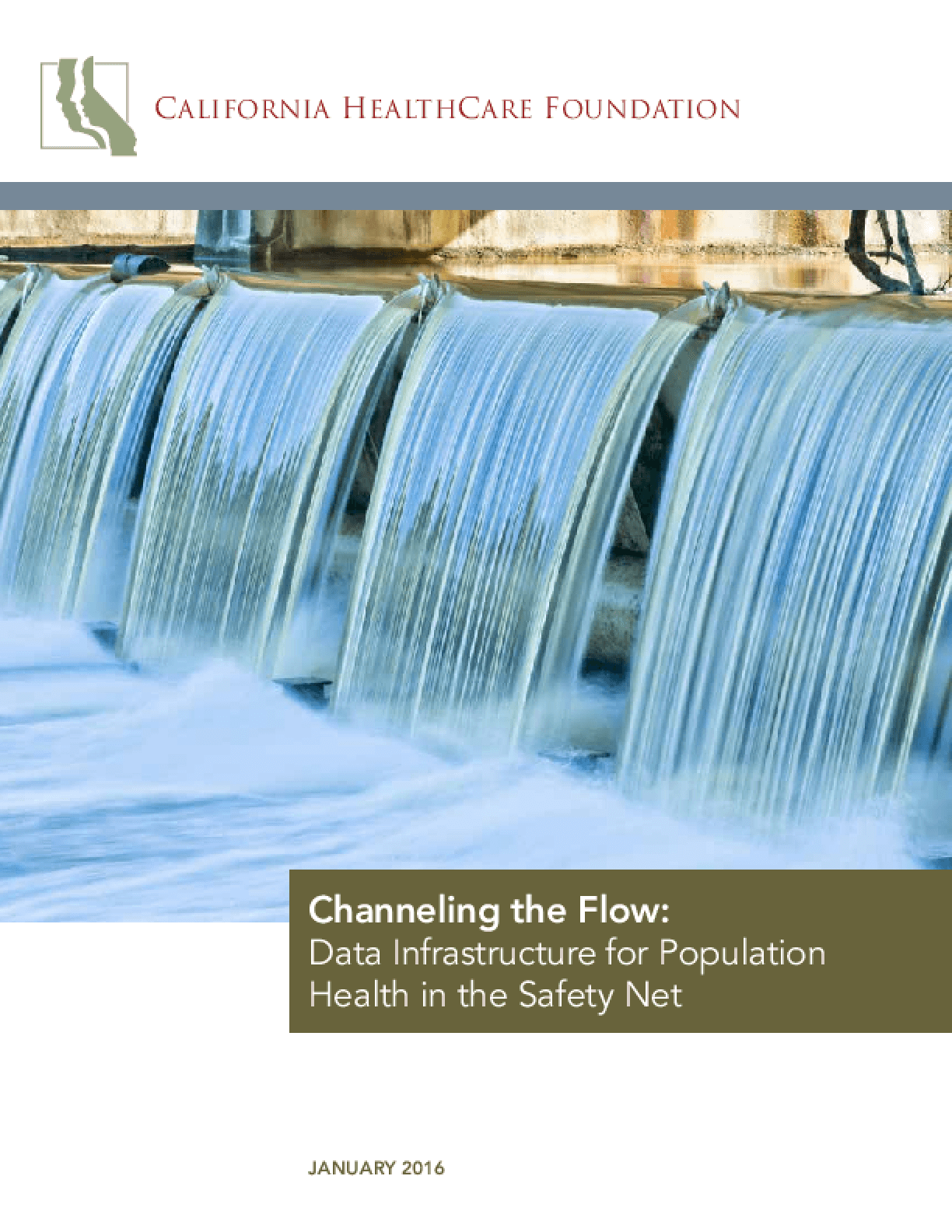 Channeling the Flow: Data Infrastructure for Population Health in the Safety Net