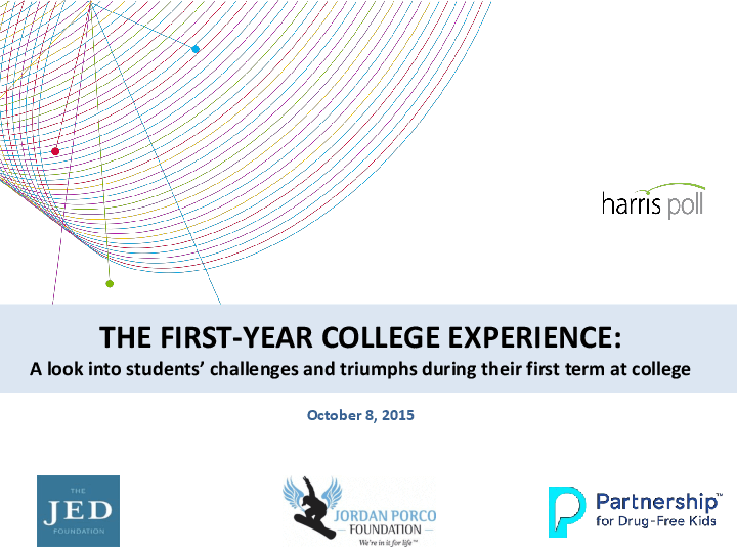 The First-year College Experience: a Look into Students' Challenges and Triumphs During Their First Term at College