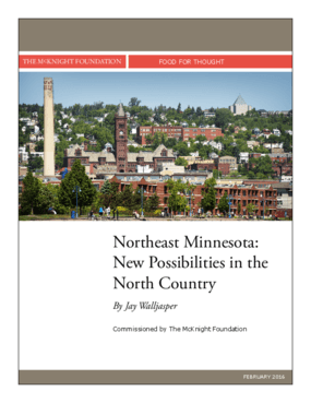 Northeast Minnesota: New Possibilities in the North Country