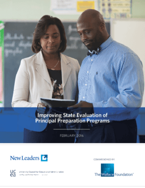 Improving State Evaluation of Principal Preparation Programs