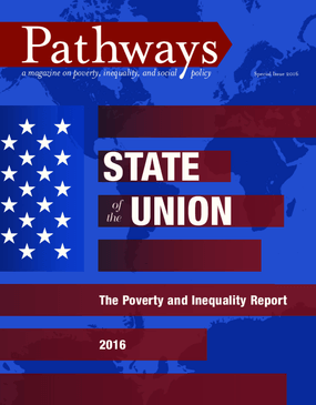 State of the Union: The Poverty and Inequality Report 2016