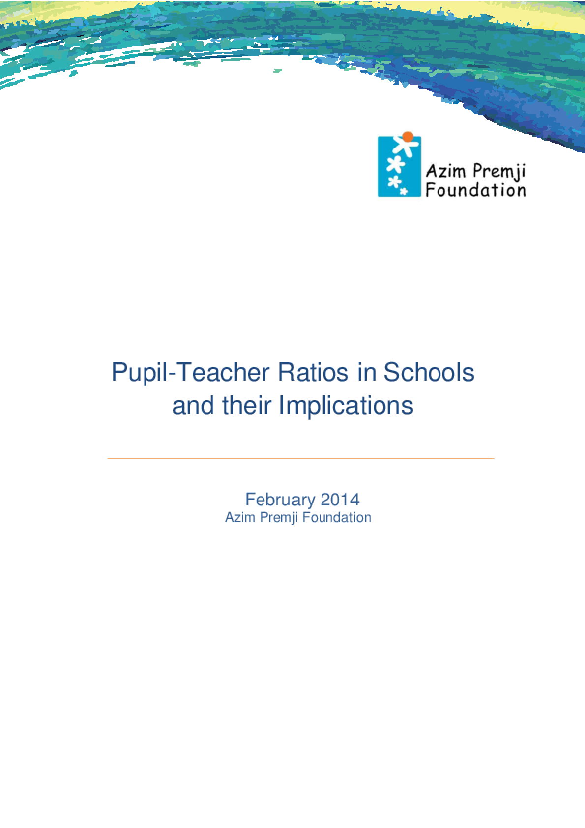 Pupil-Teacher Ratios In Schools and Their Implications