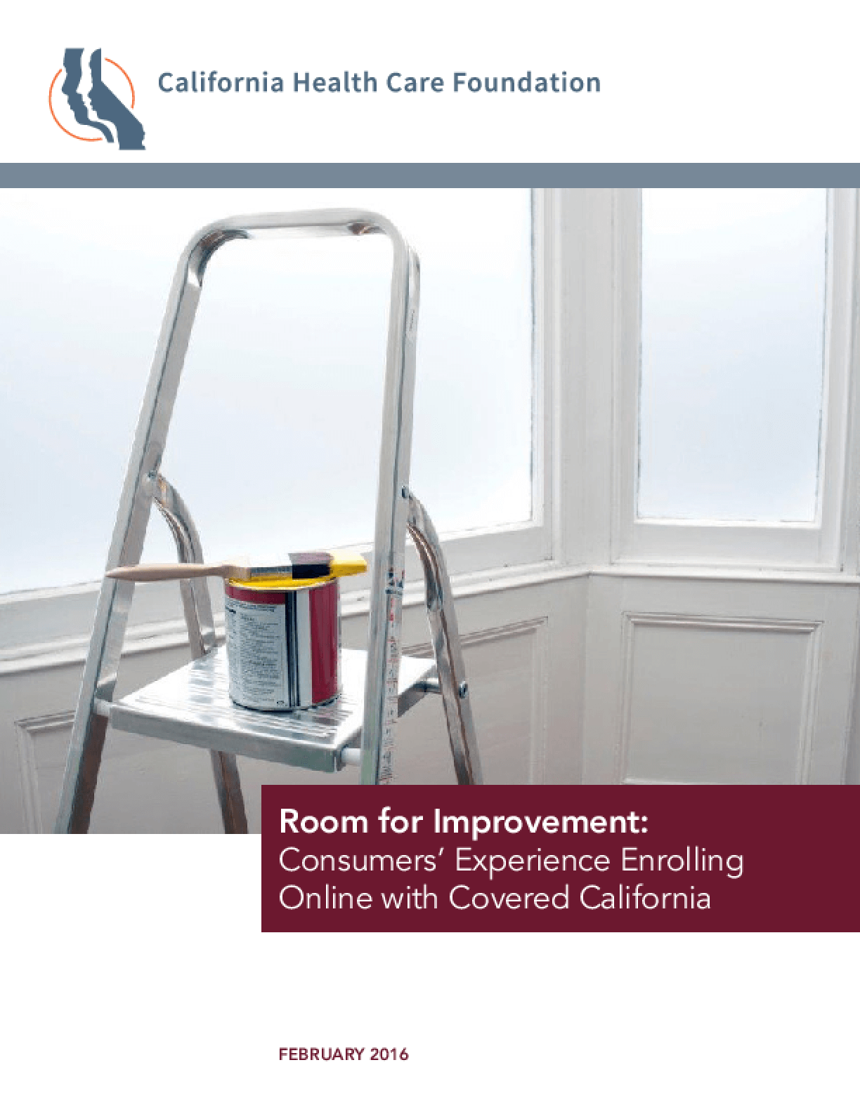Room for Improvement: Consumers' Experience Enrolling Online with Covered California