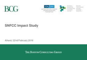 SNFCC Impact Study