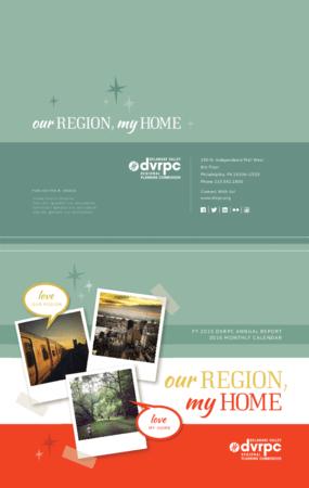 FY 2015 DVRPC Annual Report