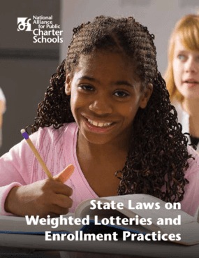 State Laws on Weighted Lotteries and Enrollment Practices