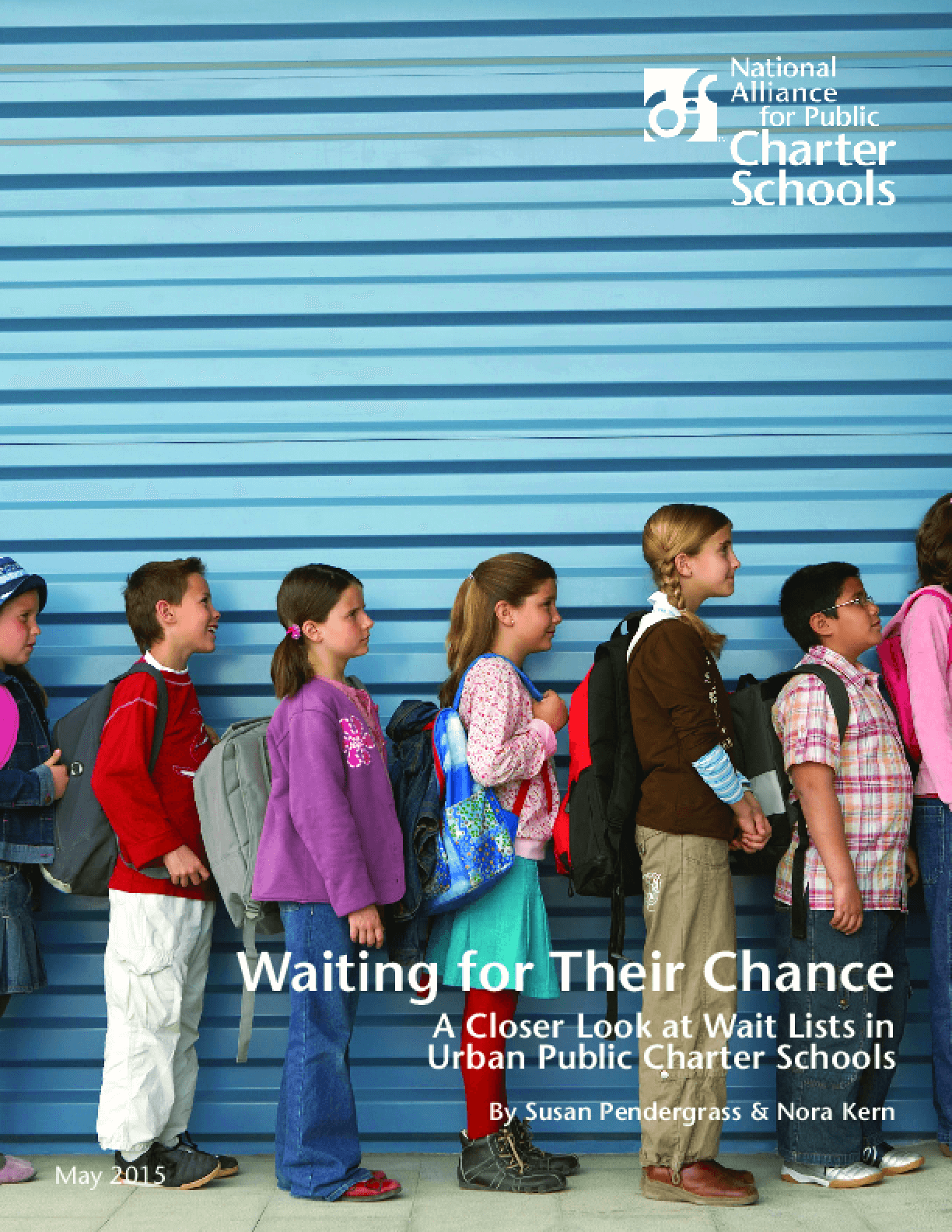 Waiting for Their Chance: A Closer Look at Wait Lists in Urban Public Charter Schools