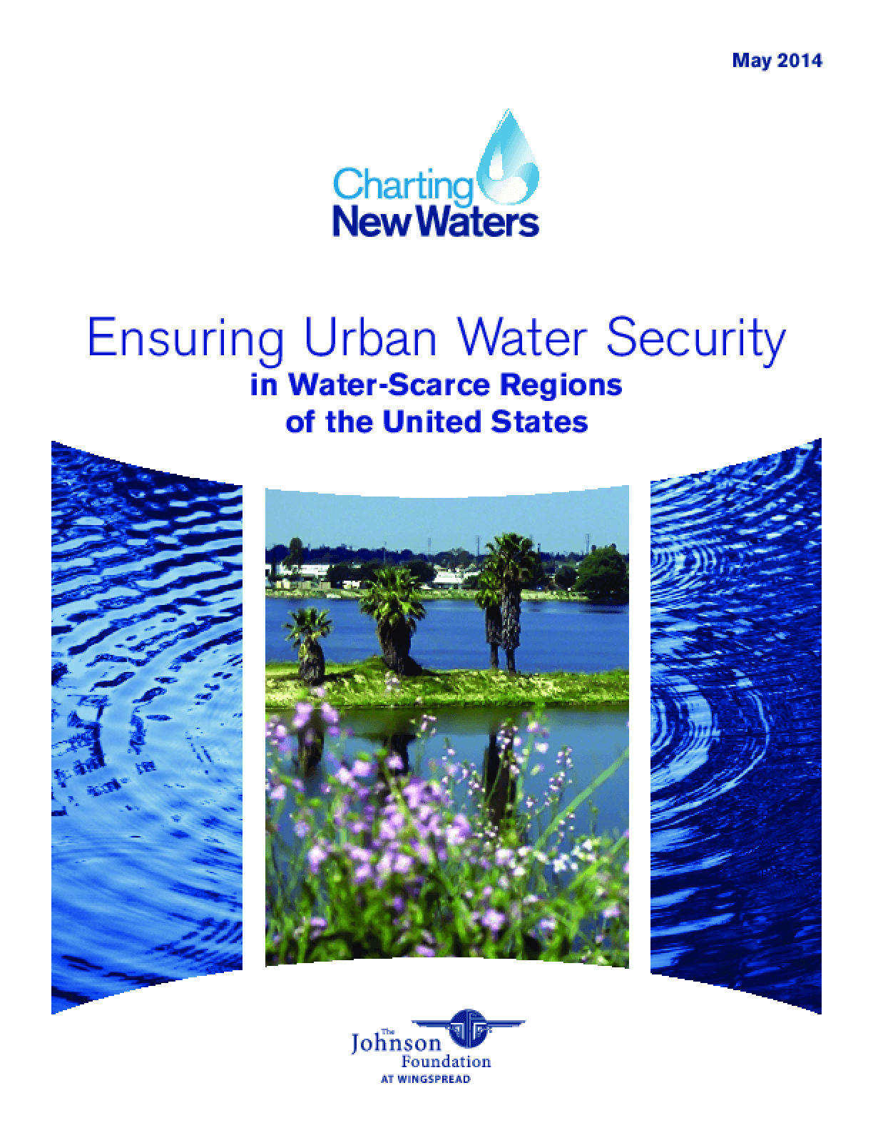 Ensuring Urban Water Security in Water-Scarce Regions of the United States
