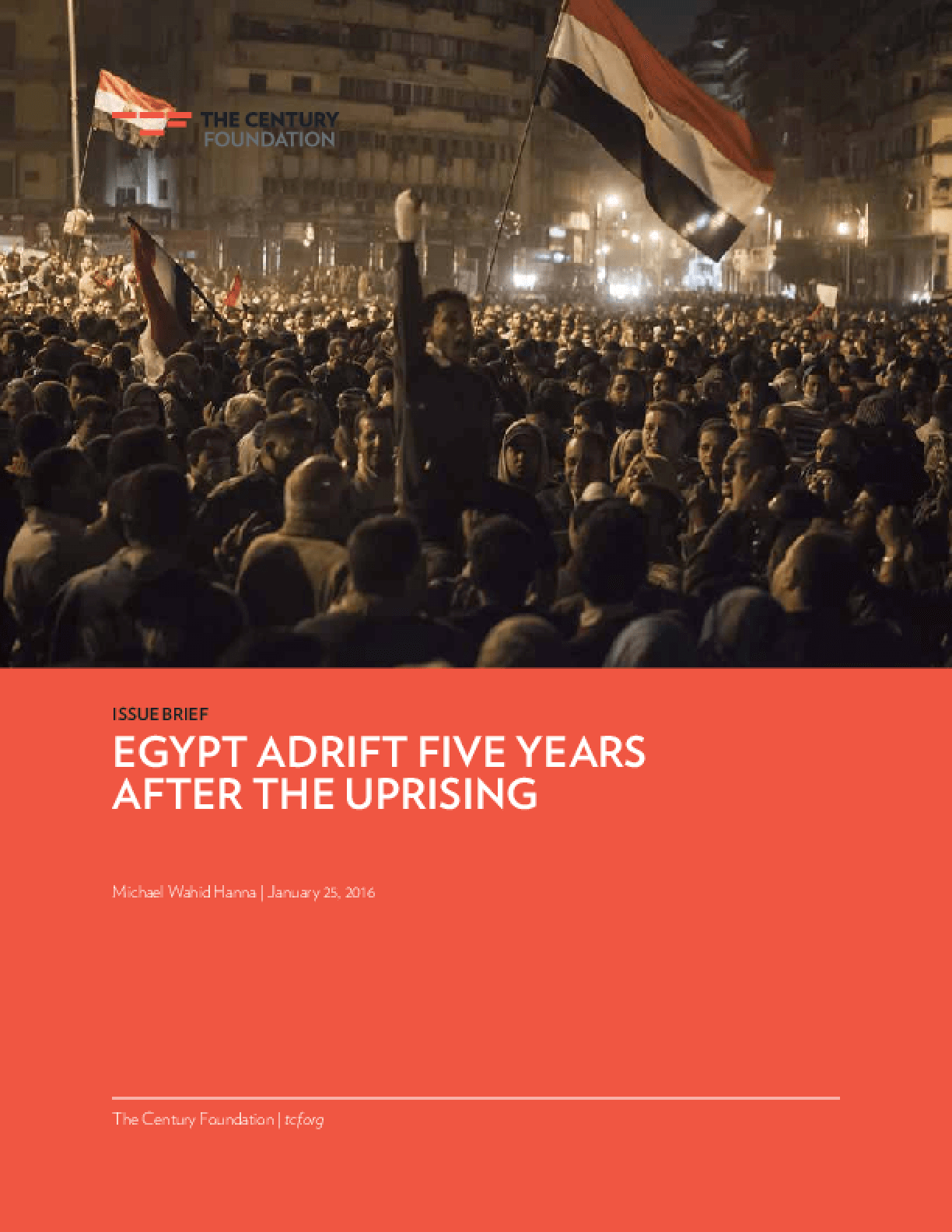 Egypt Adrift Five Years After The Uprising