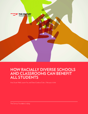 How Racially Diverse Schools and Classrooms Can Benefit All Students