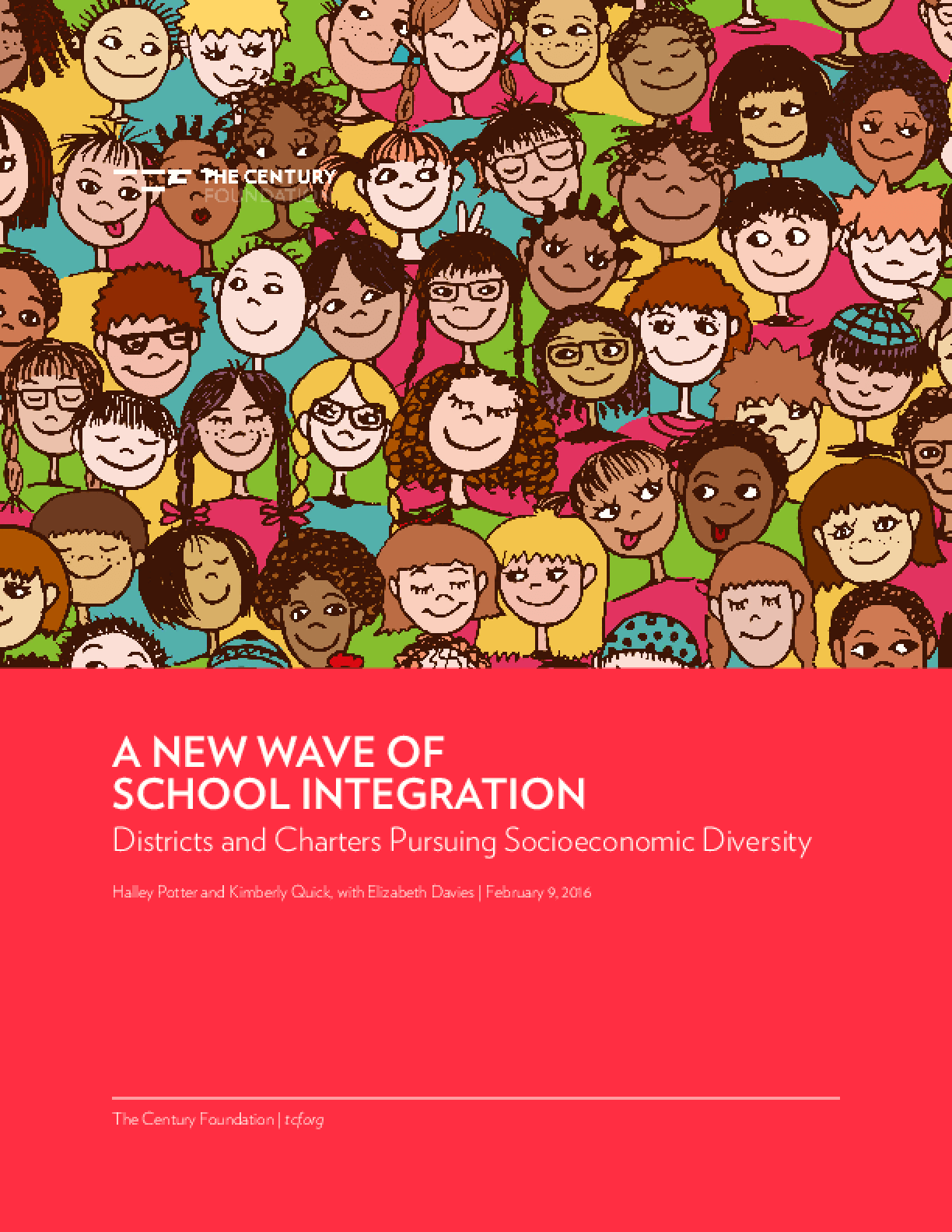 A New Wave of School Integration: Districts and Charters Pursuing Socioeconomic Diversity