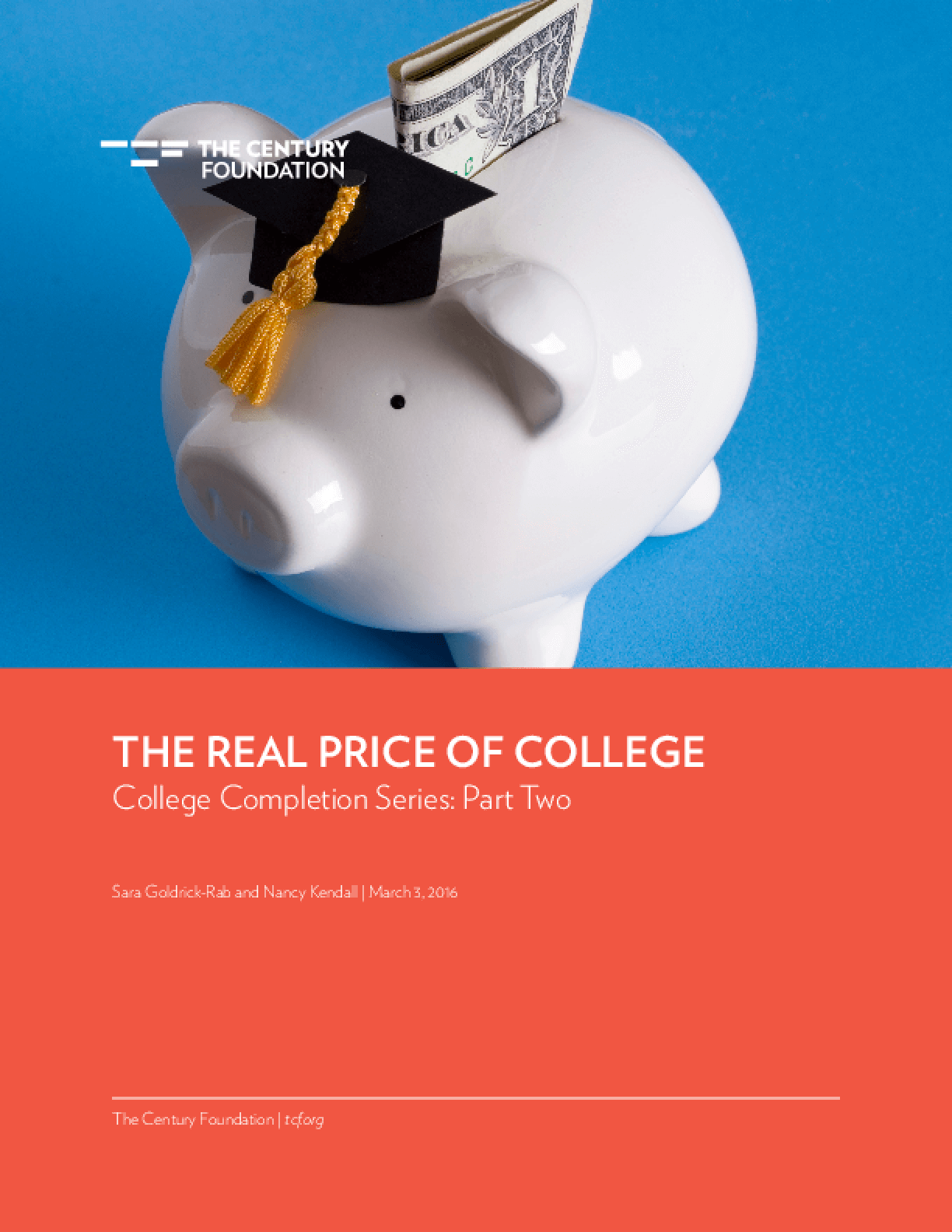 The Real Price of College: College Completion Series: Part Two