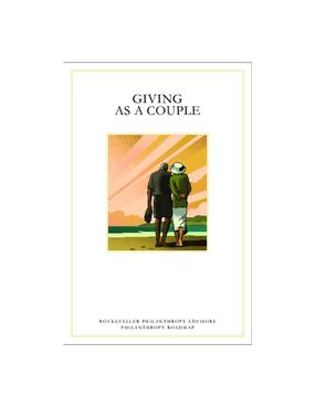 Giving as a couple