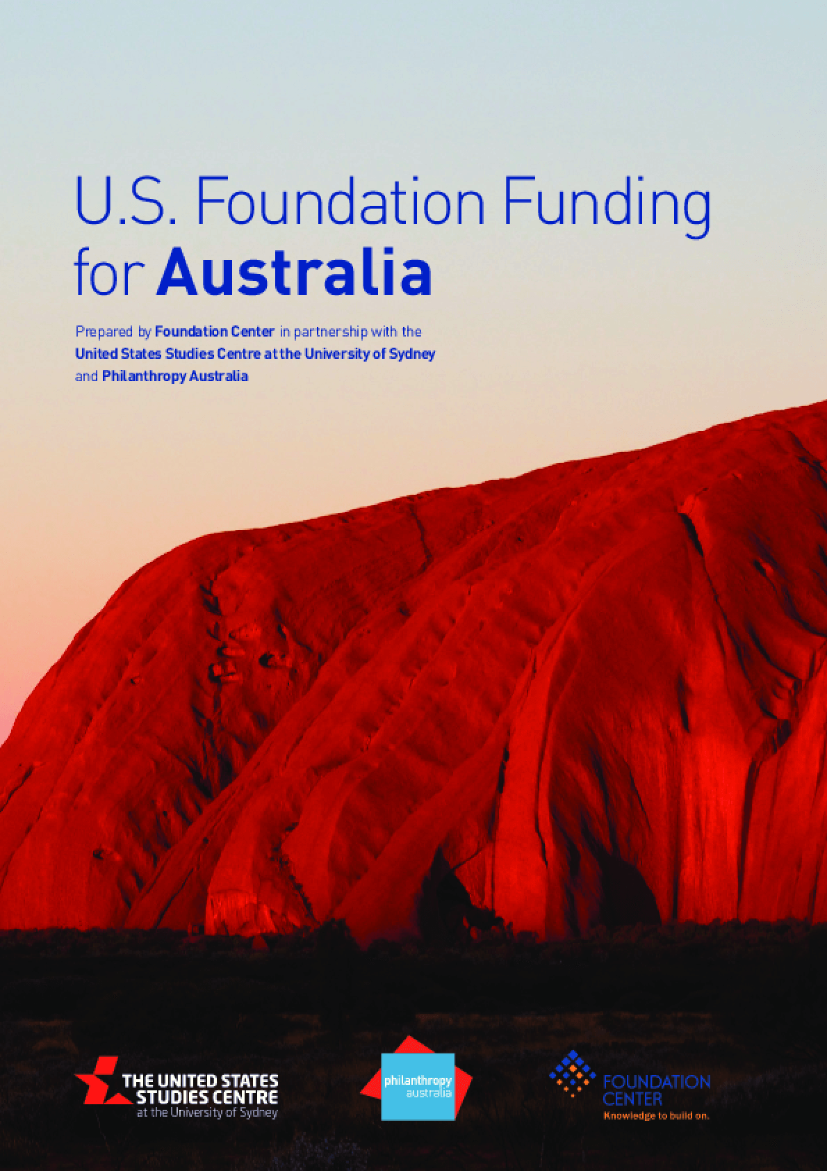 U.S. Foundation Funding for Australia