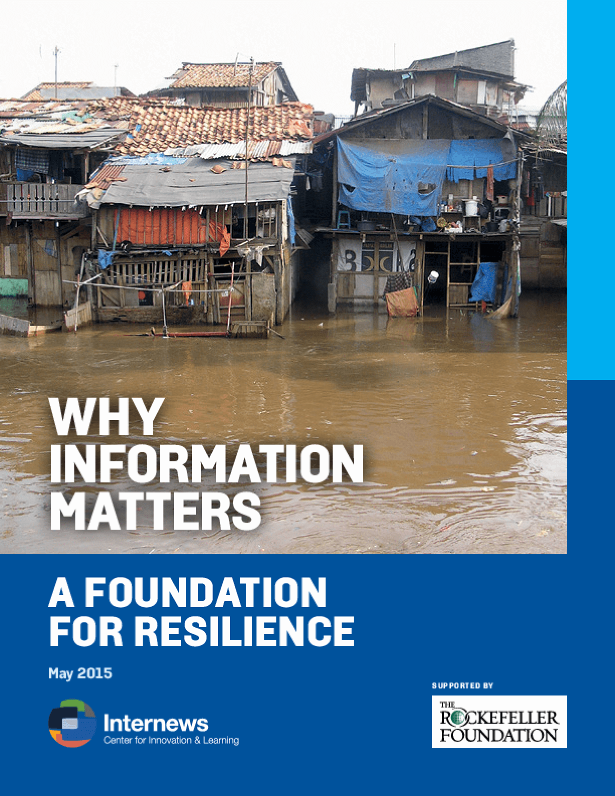 Why Information Matters: A Foundation for Resilience