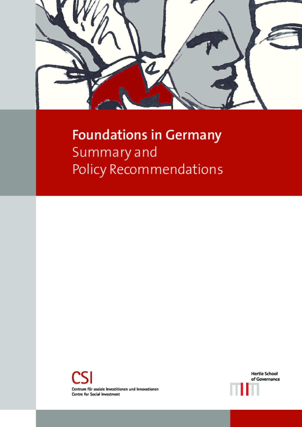 Foundations in Germany : Summary and Policy Recommendations