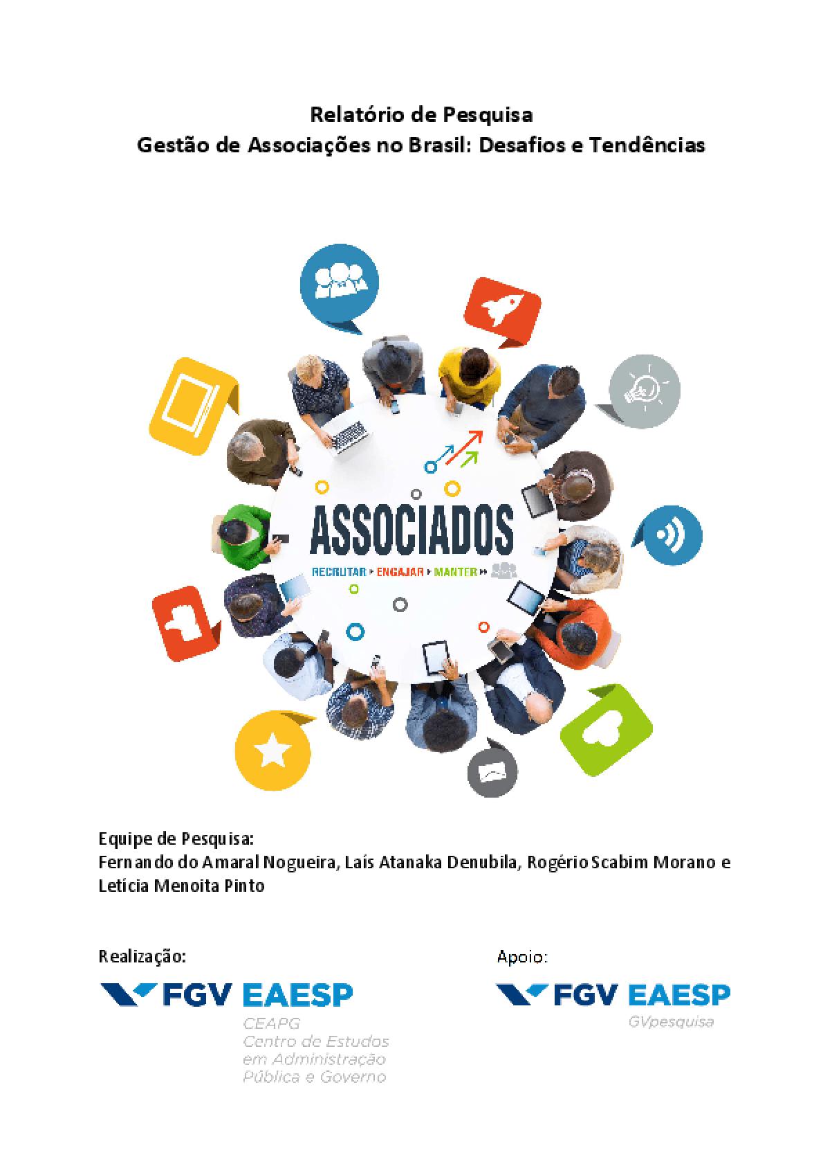 Gestão de Associações no Brasil: desafios e tendências