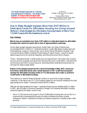 Housing State Budget Impasse Report 12-21-15 Final