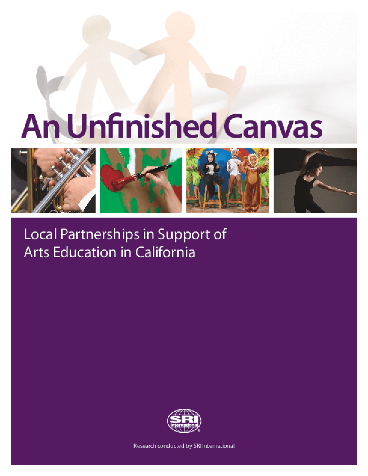 Unfinished Canvas: Local Partnerships in Support of Arts Education in California, An