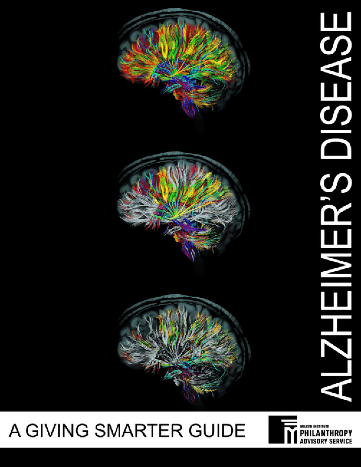 Alzheimer's Disease: A Giving Smarter Guide