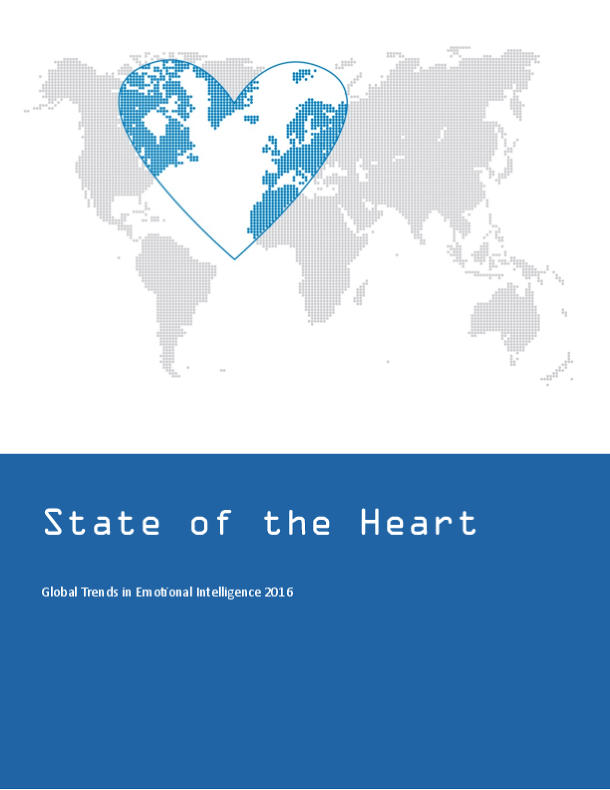 State of the Heart: Global Trends in Emotional Intelligence 2016