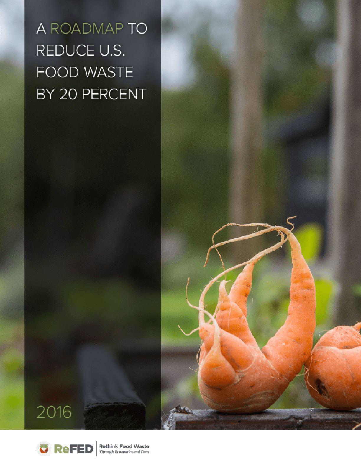 A Roadmap to Reduce U.S. Food Waste by 20 Percent