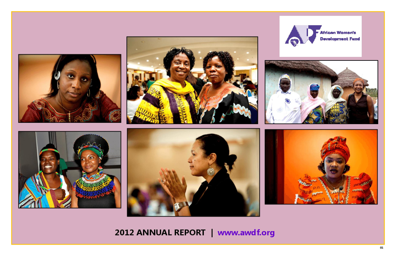 Annual Report 2012 Creating New Strategic Alliances