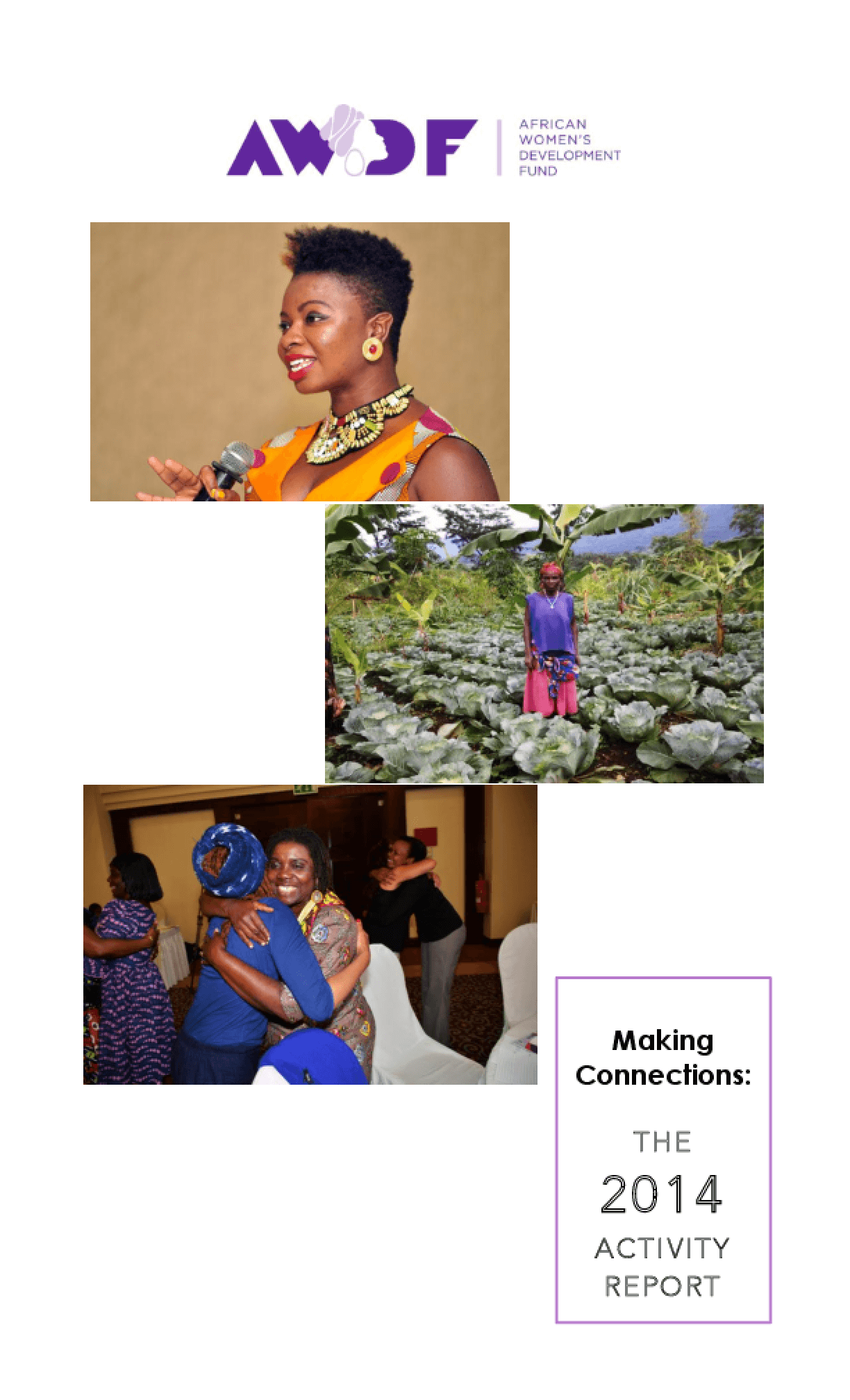 Annual Report 2014 Connecting Up: African Women Rights on the Move