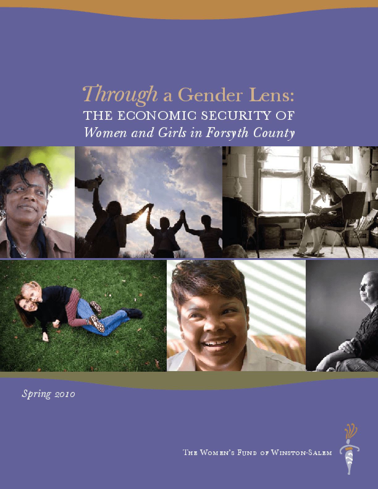 Through a Gender Lens: The Economic Security of Women and Girls in Forsyth County