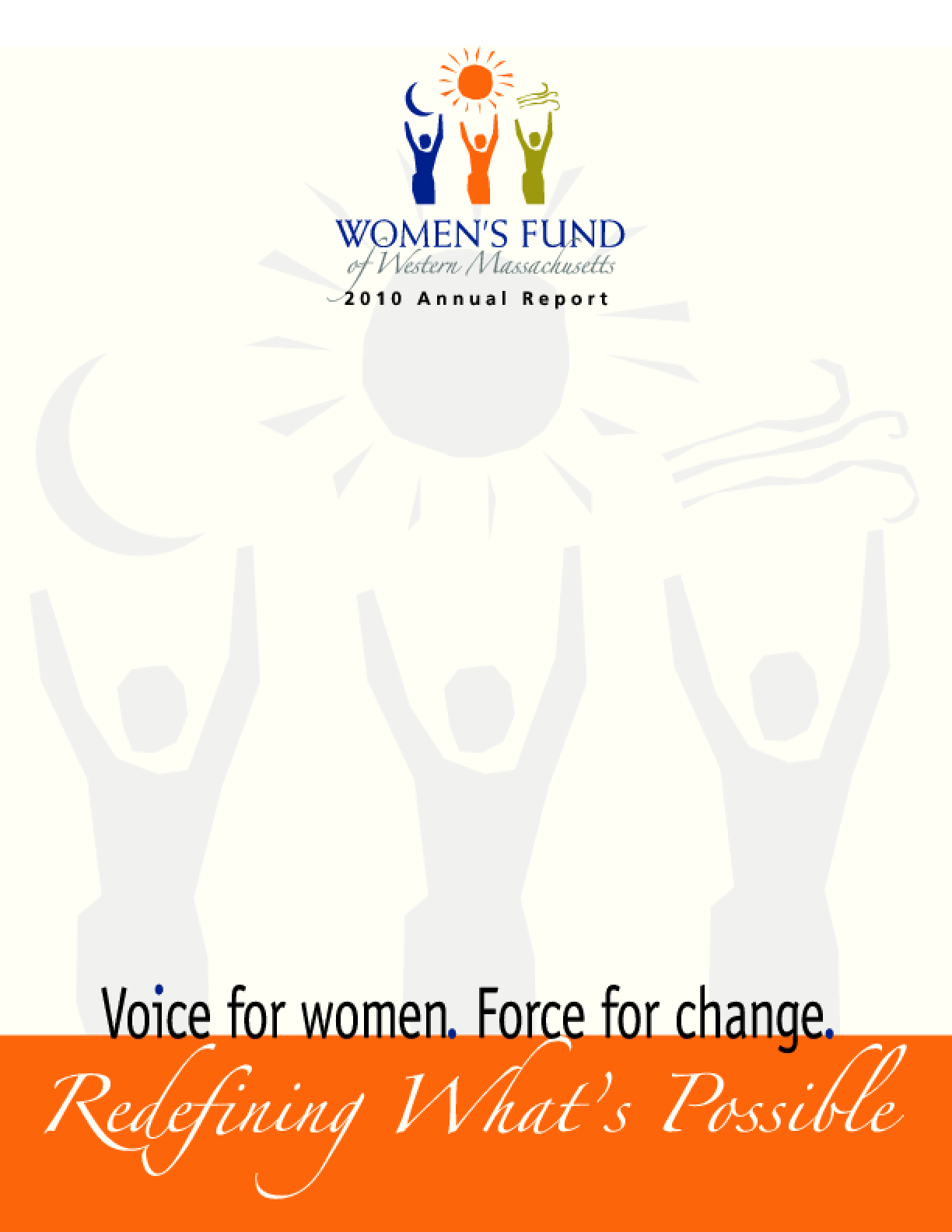 Women's Fund of Western Massachusetts, 2010 Annual Report
