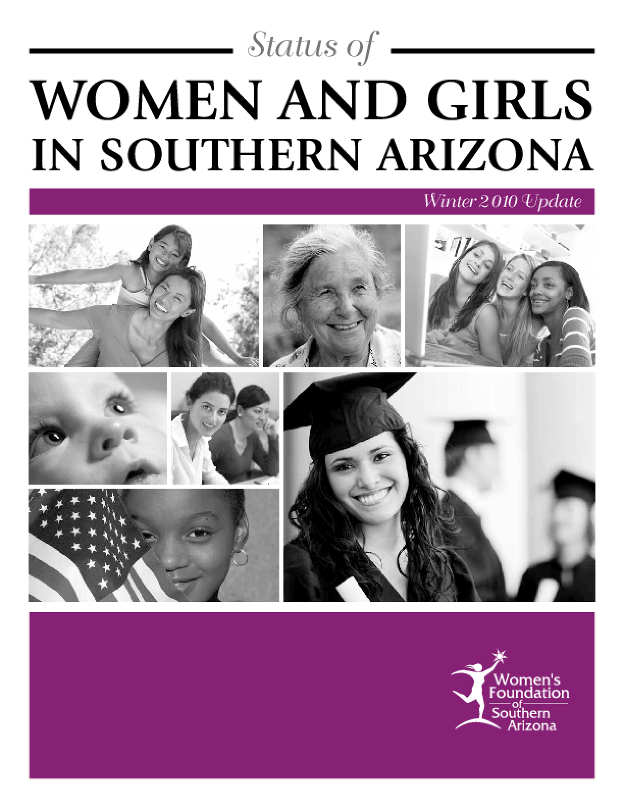 Status of Women and Girls in Southern Arizona 2010