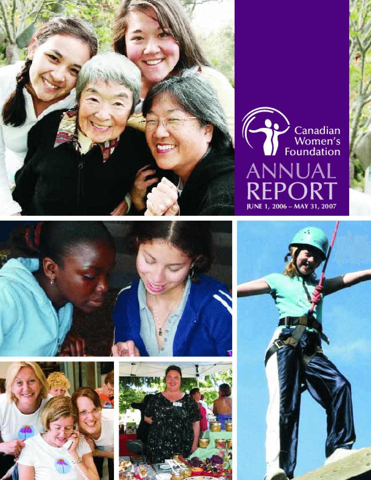 Annual Report 2006/2007