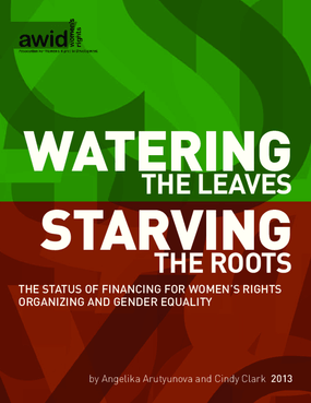 Watering the Leaves, Starving the Roots