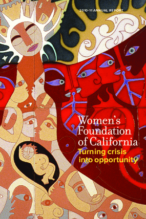 Women's Foundation of California, 2010-11 Annual Report