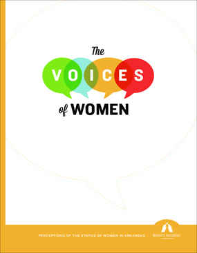 The Voices of Women Perceptions of the Status of Women in Arkansas