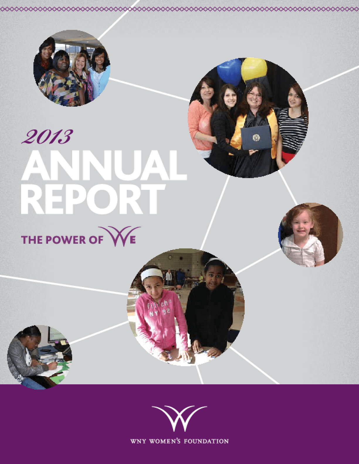 WNY Women's Foundation, 2013 Annual Report