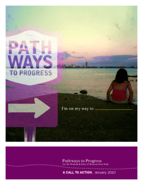 Pathways to Progress