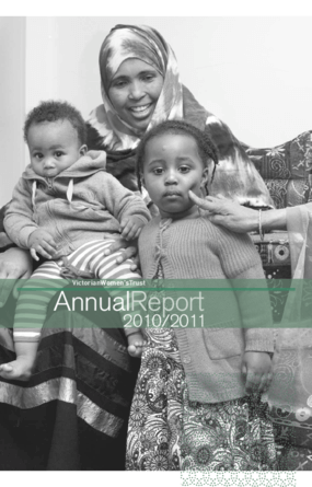 Victorian Women's Trust, Annual Report 2010/2011